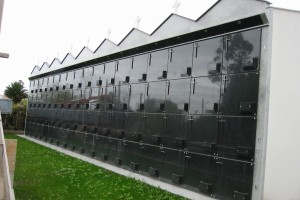 Ampl. cementerio de Maianca (Oleiros)